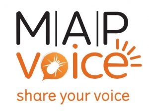 MAP VOICE - Share your voice