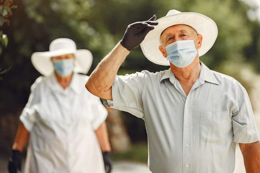pacientes con EPOC en un entorno de pandemia